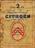 Manual 2CV 1953